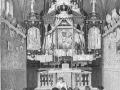 wnetrze kaplicy w czestochowie