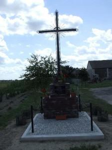 Krzyż w Jarczówku