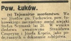 Głos lubelski 14.1.1939