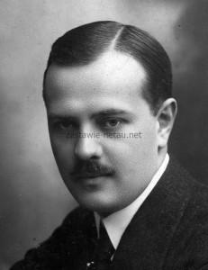 Edmund Uszyński. Zdjęcie z kolekcji rodzinnej udostępniła Dorota Raciborska