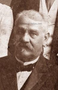 Roman Uszyński.  Z kolekcji rodzinnej udostępniła Dorota Raciborska