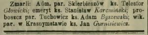 Gazeta Warszawska 51/1892