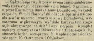 Kurjer warszawski nr 185/1899
