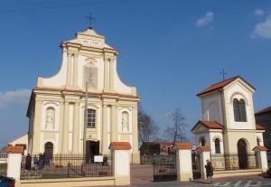 Kościół w Magnuszewie Fot. Mzungu źródło: www.wikipedia.pl