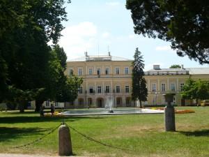 Rezydencja w Puławach