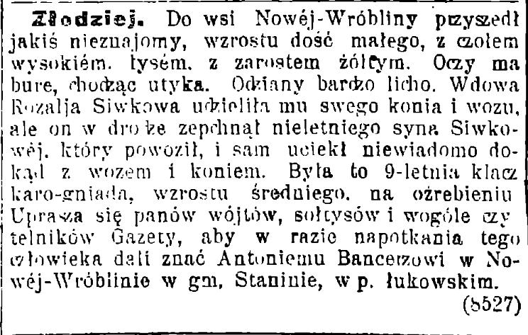 Gazeta Świąteczna 1986/1919