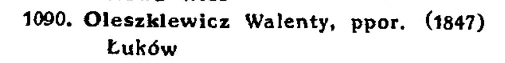Spis weteranów powstania styczniowego z 1924 roku