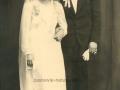 noweEdward i Marianna Karwowscy_zdjÄ™cie Ĺ›lubne 1941rok
